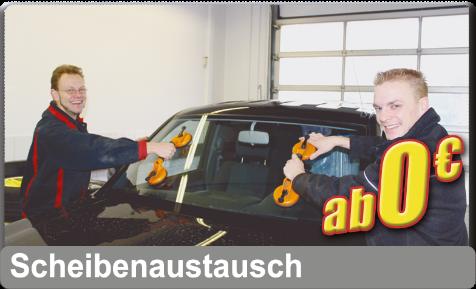 Scheibenaustausch & Scheibenreparatur